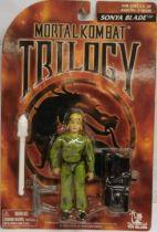 Mortal Kombat Trilogy - Sonya Blade - Toy Island 5\\\'\\\' figure