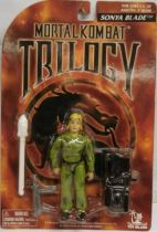 Mortal Kombat Trilogy - Sonya Blade - Toy Island 5\'\' figure