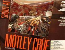 M�tley Cr�e - McFarlane figures set