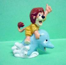 Motta (Ice Cream) - Max on a dolphin