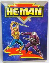 MOTU - School Notebook - He-Man & Optikk