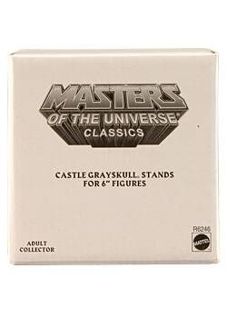 MOTU Classics - 5x Castle Grayskull Diorama Stands