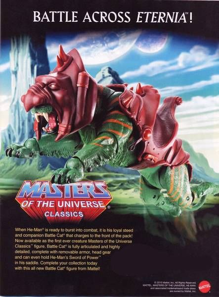 MOTU Classics - Battle Cat