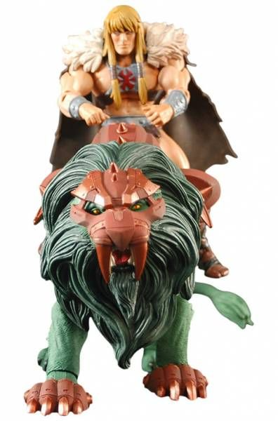 MOTU Classics - Battle Lion