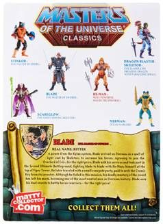 MOTU Classics - Blade