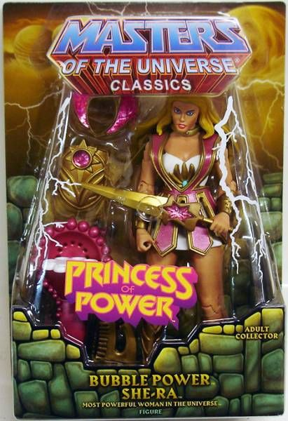 MOTU Classics - Bubble Power She-Ra
