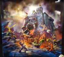 MOTU Classics - Castle Grayskull playset