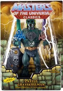 MOTU Classics - Castle Grayskullman