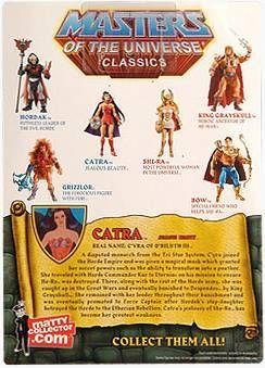 MOTU Classics - Catra (\'\'The Original\'\')