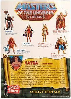 MOTU Classics - Catra