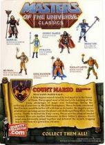 MOTU Classics - Count Marzo (\'\'The Original\'\')