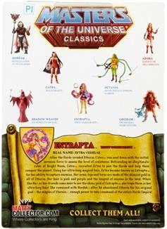 MOTU Classics - Entrapta