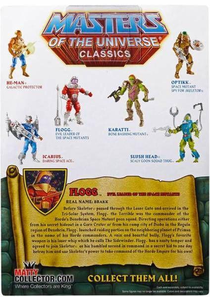 MOTU Classics - Flogg