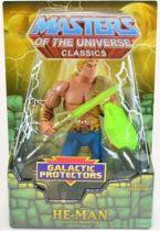 MOTU Classics - Galactic Protector He-Man