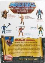 MOTU Classics - He-Man (\'\'The Original\'\')
