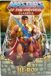 MOTU Classics - He-Ro