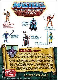 MOTU Classics - Keldor