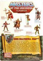 MOTU Classics - King Grayskull