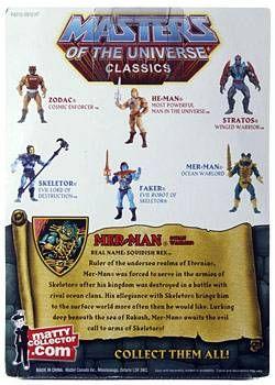 MOTU Classics - Mer-Man