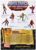 MOTU Classics - Octavia