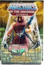 MOTU Classics - Preternia Disguise He-Man