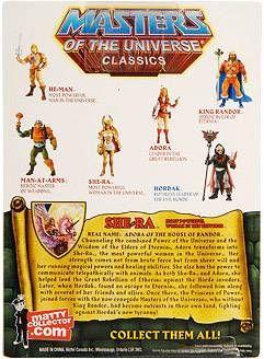 MOTU Classics - She-Ra (\'\'The Original\'\')