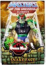 MOTU Classics - Snake Face