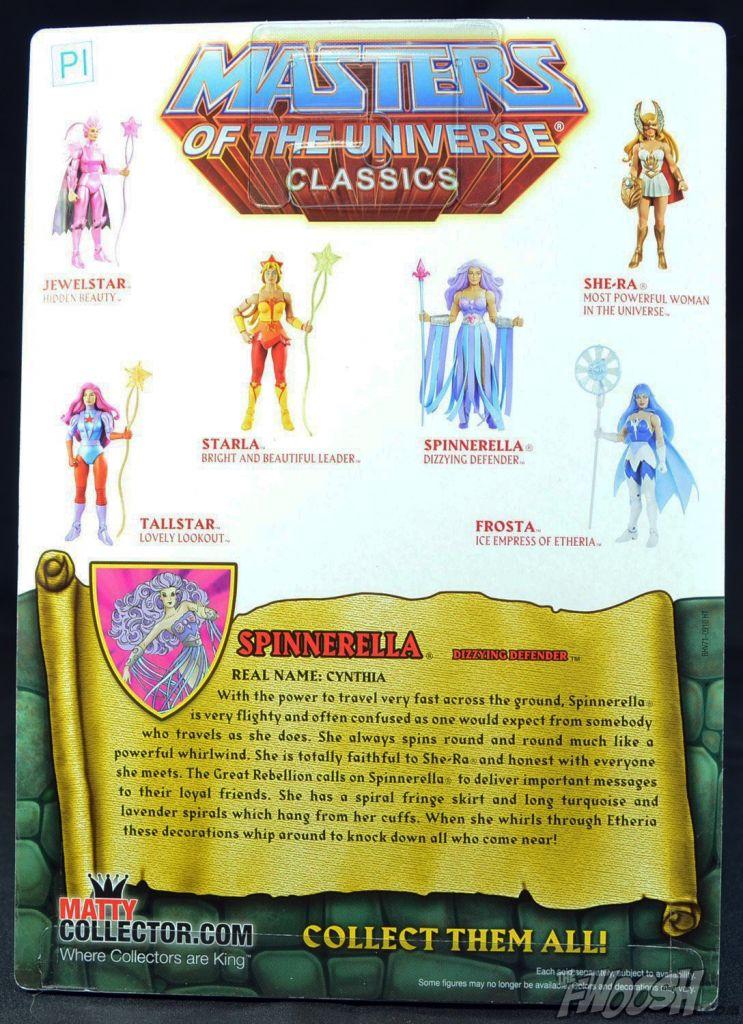MOTU Classics - Spinnerella (1)