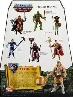 MOTU Classics - Tytus