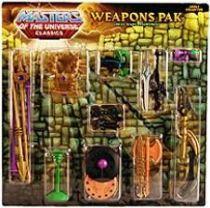 MOTU Classics - Weapons Pak \'\'Great Wars\'\'