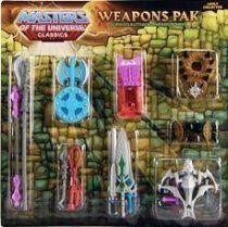 MOTU Classics - Weapons Pak \'\'Ultimate Battleground\'\'