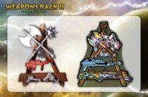 MOTU Classics - Weapons Rack II \'\'The Forgotten One\'\' - Barbarossa Art