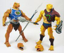 MOTU Classics loose - Snake Men