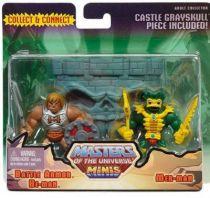 MOTU Classics Minis - Battle Armor He-Man & Mer-Man