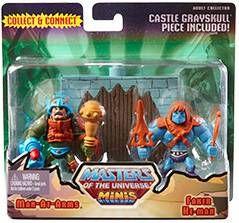 MOTU Classics Minis - Man-At-Arms & Faker
