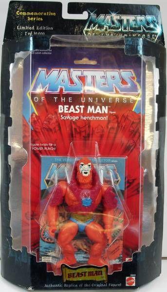 MOTU Commemorative Series - Beast Man