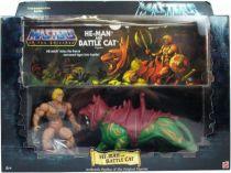 MOTU Commemorative Series - He-Man & Battle Cat