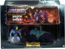 MOTU Commemorative Series - Skeletor & Panthor