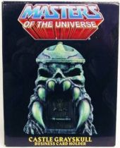 MOTU Icon Heroes - Castle Grayskull Business Card Holder