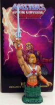 MOTU Icon Heroes - Filmation He-Man Mini Bust Paperweight