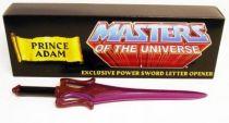 MOTU Icon Heroes - Power Sword Letter Opener (Prince Adam)