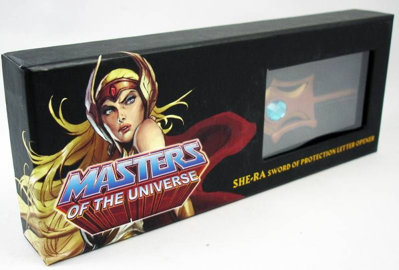 MOTU Icon Heroes - Power Sword Letter Opener (She-Ra)