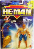 MOTU New Adventures of He-Man - Battle Punching He-Man (Europe card)