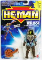 MOTU New Adventures of He-Man - Discs of Doom Skeletor (Europe card)