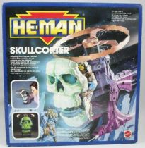 MOTU New Adventures of He-Man - Doomcopter / Skullcopter (Europe box)
