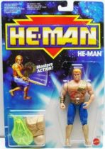 MOTU New Adventures of He-Man - He-Man (Europe card)