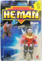 MOTU New Adventures of He-Man - Hook\'em Flogg  Brakk Grappin Infernal carte Europe