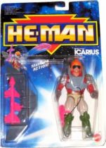 MOTU New Adventures of He-Man - Missile Armor Flipshot (Europe card)