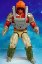 MOTU New Adventures of He-Man - Missile Armor Flipshot (loose)