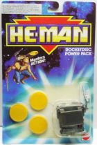 MOTU New Adventures of He-Man - Rocketdisc Power Pack (Europe card)